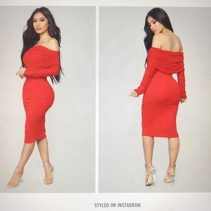 Starch beautiful dress